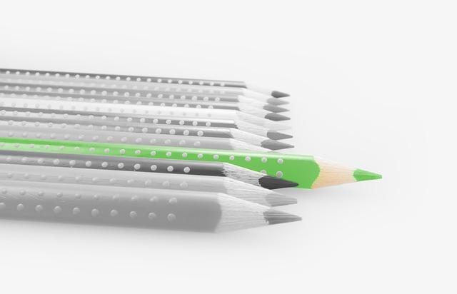 Erilainen kynä