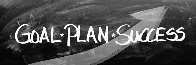Tavoite-suunnitelma-menestys