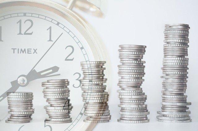 aika-on-rahaa