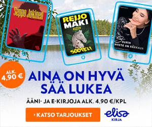 Elisa-kirja-tarjous